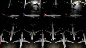 Boeing stoppt 737-Max-Produktion