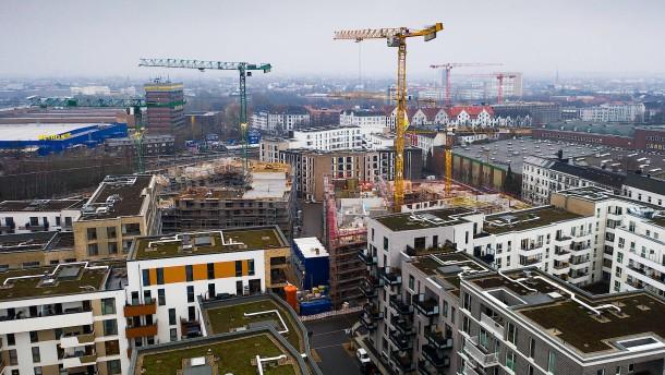 Hamburg baut und baut und baut