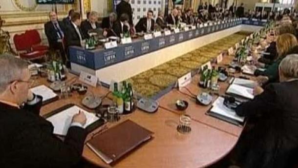 Sondergruppe für Libyen beschlossen