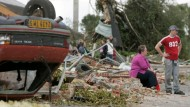 Tödlicher Sturm in Frankreich