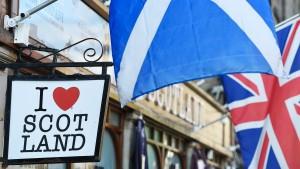 Ein zweiter Versuch für Schottland