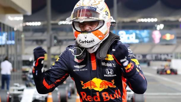 Verstappen stiehlt Mercedes die Show