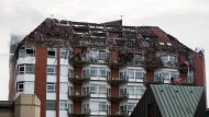 Brandursache in Bochumer Krankenhaus unklar