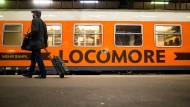 Locomore scheitert als Konkurrent der Bahn
