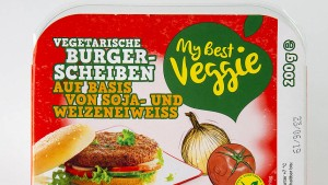 Die Burger-Patties in der Einzelwertung