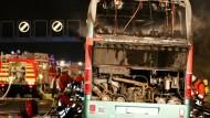 Brandursache noch völlig unklar