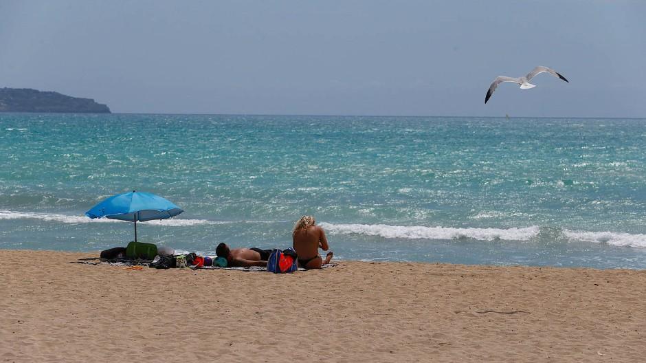 Tui hofft auf unbeschwerten Mallorca-Urlaub