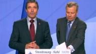 Rasmussen wird neuer Nato-Generalsekretär