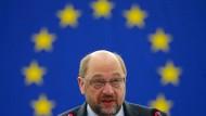 Schulz regt Flüchtlingsabkommen mit Ägypten an