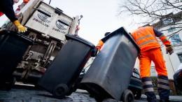 Wenn Müllwagen nicht mehr rückwärts fahren dürfen