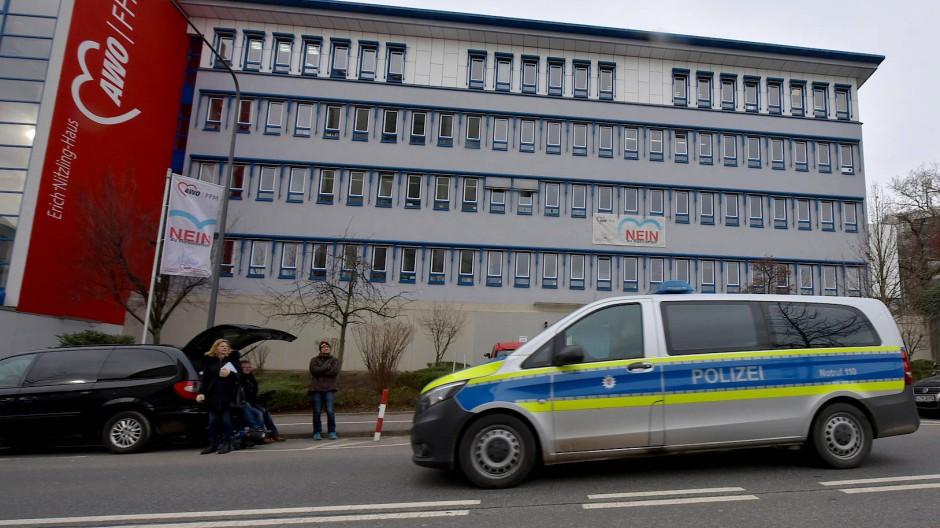 Die Staatsanwaltschaft lässt die Frankfurter Awo-Zentrale durchsuchen