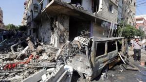 Bischöfe von Aleppo in Sorge um Christen