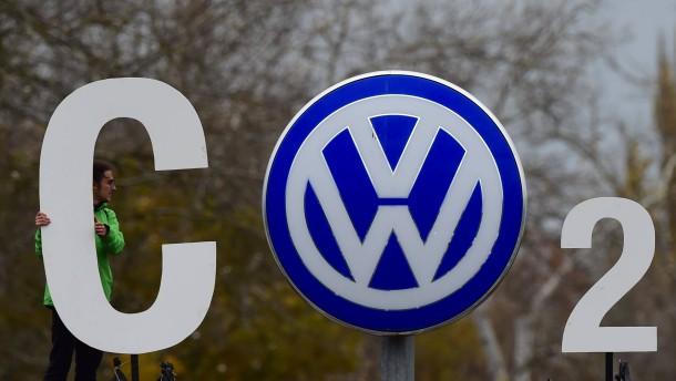 Aufsichtsratssitzung bei Volkswagen