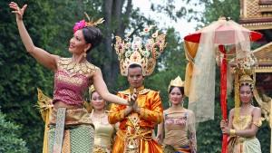 Tigerbalsam und Thai-Boxer