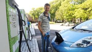 Norwegen profitiert vom Elektroauto-Boom