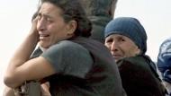 Georgien fürchtet Einnahme von Tiflis