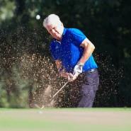 SAP-Gründer Dietmar Hopp, 76, hat seinen eigenen Golfplatz. Junge Manager sind dort seltener zu finden.