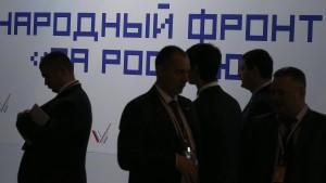 In Russland läuft es wie geschmiert