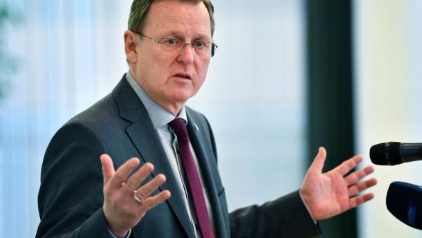 Zerreißprobe für die CDU