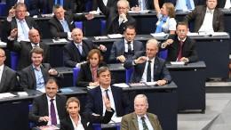 AfD soll 27 rechtsradikale Mitarbeiter im Bundestag beschäftigen