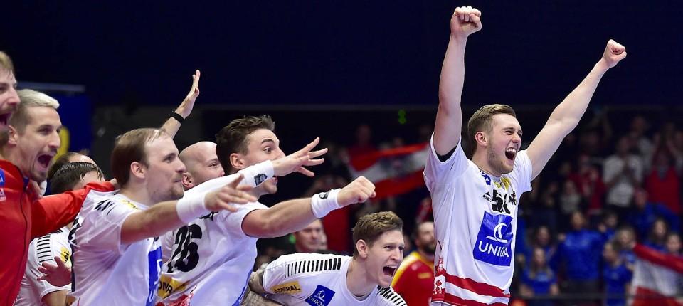 Osterreich Spielt In Hauptrunde Der Handball Em Gegen