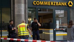 Zwei Banken in Berlin überfallen