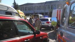 Amokläufer verletzt dutzende Menschen