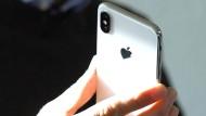 Das Apple iPhone X im Test