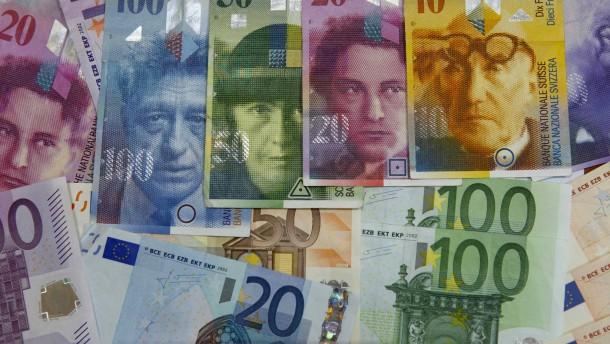 Vor der Währungsunion wird gewarnt