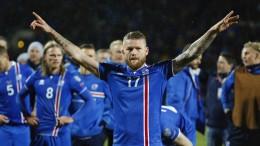 Island fährt zur WM