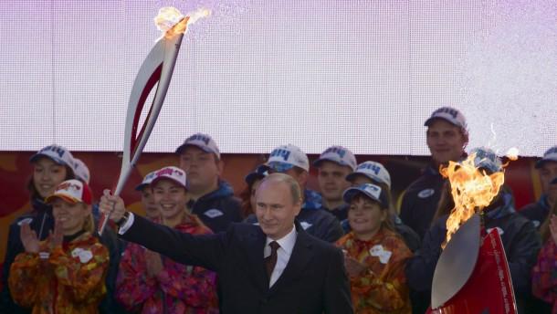 Putins Spieleverderber