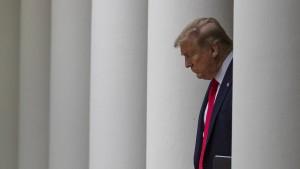 Trumps Vorgänger zahlten deutlich mehr Steuern