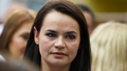 Oppositionsführerin Tichanowskaja nach Litauen geflohen