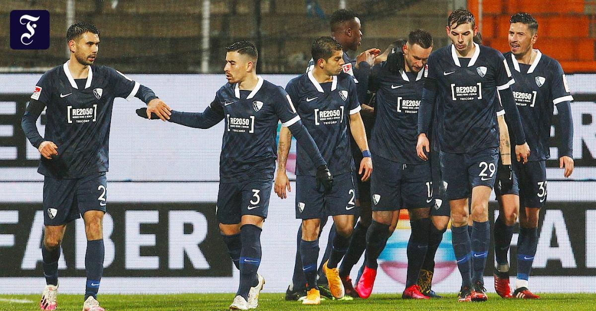 5:0 gegen Fortuna Düsseldorf: Bochum springt auf Platz zwei in Liga zwei