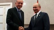 Erdogan sucht neue Verbündete