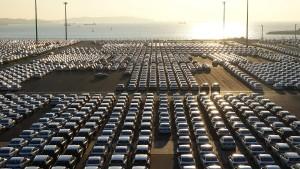 Chinas Automarkt könnte erstmals seit fast 30 Jahren schrumpfen
