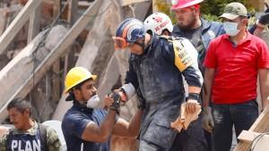 Mexiko dankt seinen neuen Helden