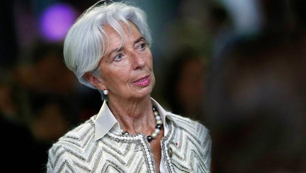 IWF-Chefin: Lagarde fordert digitale Währungen