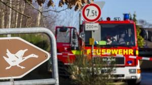 Knapp 13.000 Tiere in Bayern getötet