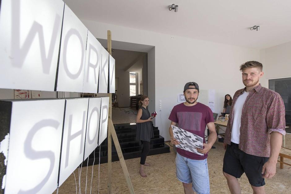 frankfurt fechenheim kreative impulse gegen den leerstand. Black Bedroom Furniture Sets. Home Design Ideas