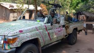 Rebellen rücken auf Hauptstadt vor