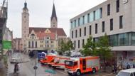 Ingolstadt: Polizei beendet Geiselnahme
