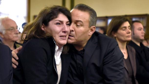 Jubel und Tränen im Gerichtssaal