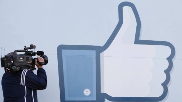 Soziales netzwerk die facebook partei