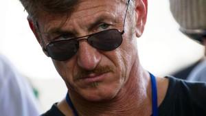 """Sean Penn: """"Mein Artikel hat versagt"""""""