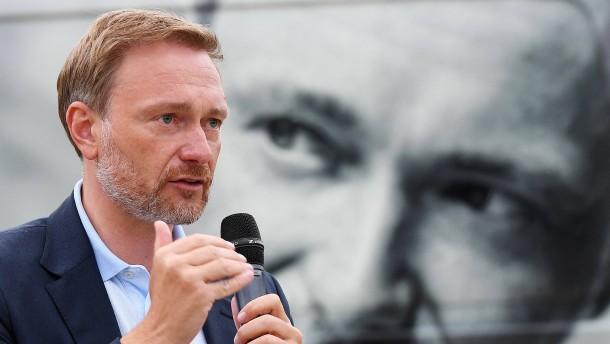 Die FDP kommt den Grünen entgegen