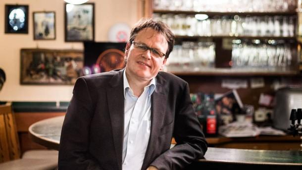Gunther Hirschfelder - der Anthropologe an der Universität Regensburg spricht in Frankfurt mit Jan Grossarth  über Ernährungstraditionen zu Weihnachten