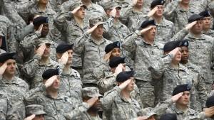 Im Dienst der amerikanischen Armee