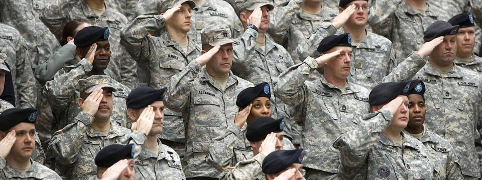 amerikanisches Militär Login