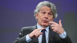 Huawei ist für Brüssel nicht tabu